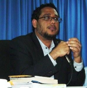 Doctor Ángel Pichardo Almonte.