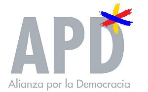 Logo de la APD.