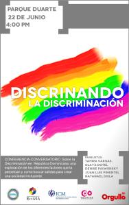 Banner 01 discriminando la discriminación