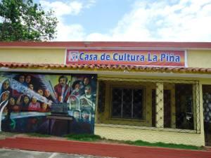 Casa de Cultura La Piña.