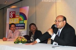 Yovanny Abreu, Jacqueline Hernández y César Castellanos.