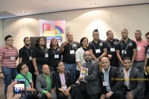 Representantes de organizaciones convocantes del Foro.