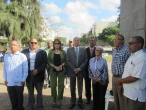 Max Puig, Luis F. Martínez, Andy Mieses, Clelia  da Silva, Carlos Sánchez, Brunilda Soñé, Miguel Ferreras, Juan.