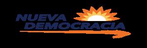 Logo Nueva Democracia.