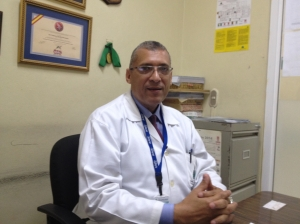 Doctor Marcelo Puello.