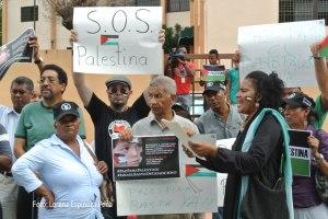 Solidaridad con Palestina
