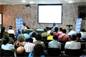 Participantes en el Análisis de Coyuntura.