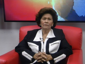 Doctora Zoila Martínez.