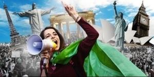 Afiche Marcha Global Contra el Cambio Climático. http://servindi.org/actualidad.