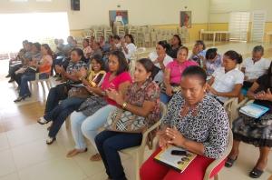 Participantes en el diplomado. Foto Inafocam.