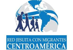 Logo Red Jesuita con Migrantes.