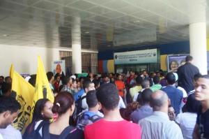 Asamblea de estudiantes de ia Facultad de Ingeniería.