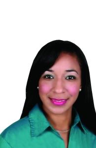 Lourdes Almonte, candidata a la presidencia  de la Asodeusal.