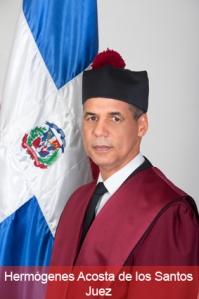 Magistrado Hermógenes Acosta