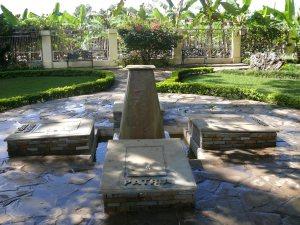Mausoleo Hermanas Mirabal.