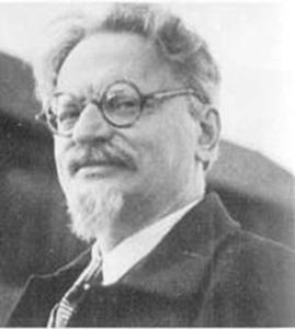 León Trostky.