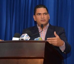 Miguel Medina, vocero del MIREX.