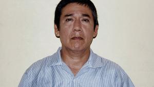 Retrato otorgado por la familia de José Moisés Sánchez, reportero del periódico La Unión hallado sin vida luego de ser privado de libertad el pasado 2 de enero.