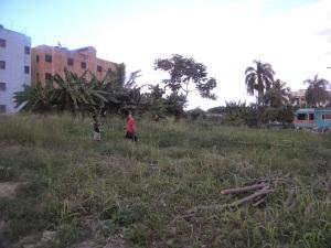 Terreno donde se puede construir el parque. Foto Junta de Vecinos.
