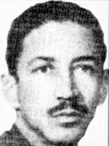 Pablo Antonio Martínez, uno de los fundadores del MPD.