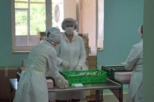 Mujeres moldovas trabajando en una farmacéutica. Foto: Banco Mundialk/Victor Neagu. Publicada en http://www.un.org/spanish.