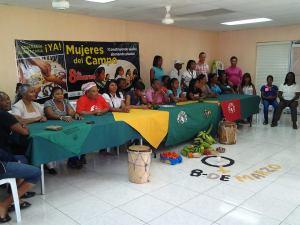 Comisión de Mujeres de la ANC.