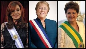 En la actualidad tres mujeres ostentan la presidencia de países latinoamericanos. | Foto teleSUR.