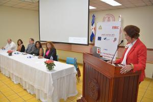 Lourdes Contreras, coordinadora del CEG-INTEC.