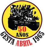 50 aniversario Guerra de Abril