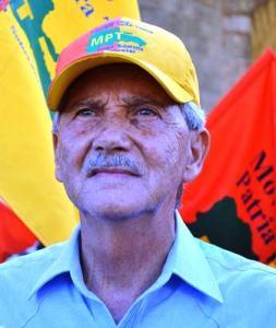 Iván Rodríguez, secretario general del Movimiento Patria para Todos (MPT).