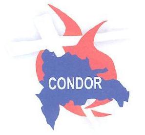 Logo de la CONDOR.