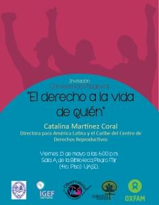 Afiche invitacion Conferencia magistral diplomado-01