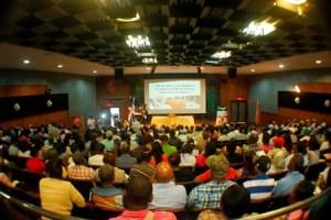 Asistentes al Tercer Congreso de la ANC.