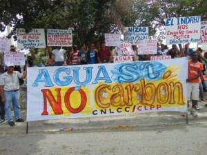 Protesta en Paya, Baní