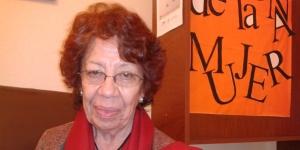 Carmen Moreno, secretaria ejecutiva de la CIM.